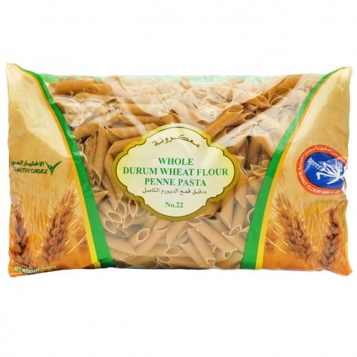 KFM Whole Durum Wheat Flour Penne Pasta (No 22) 400 g