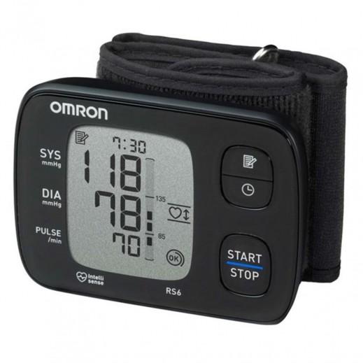 أومرون – جهاز قياس ضغط الدم باستخدام المعصم RS6
