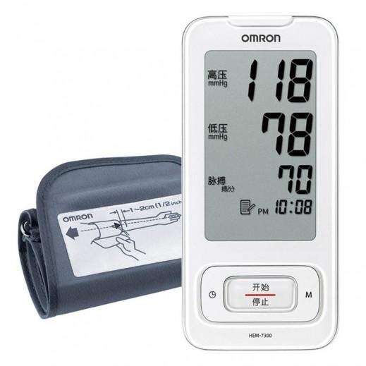 أومرون – جهاز قياس ضغط الدم Mit Ellite من أعلى الذراع موديل HEM - 7300-WE7