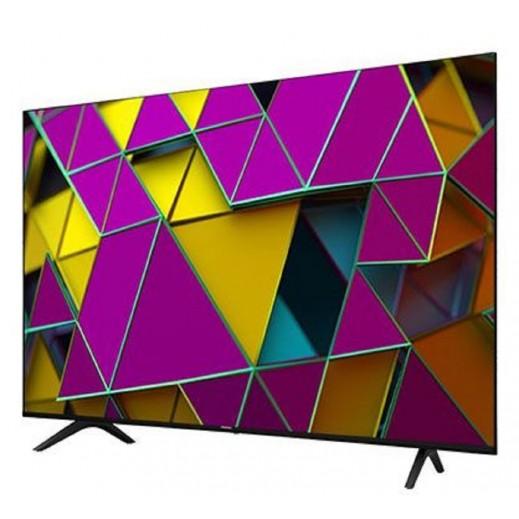 هايسنس – 43 بوصة تلفزيون ذكي أندرويد UHD 4K – أسود - يتم التوصيل بواسطة AL ANDALUS بعد 3ايام عمل