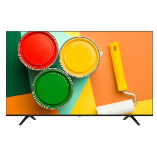 هايسنس – 65 بوصة تلفزيون ذكي UHD 4K – أسود - يتم التوصيل بواسطة AL ANDALUS بعد 3ايام عمل