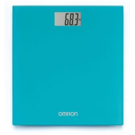 أومرون – ميزان الجسم الرقمي الإلكتروني أزرق بحري – موديل HN289