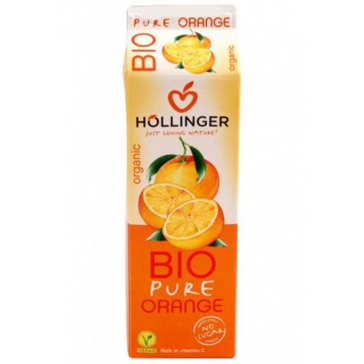 هولينجر - عصير البرتقال العضوي 1 لتر