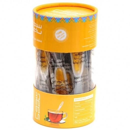 سدو - عسل زهور 100% 25 ملعقة 175 جم