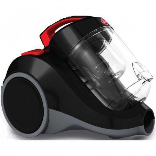 هوفر ZOOMPRO مكنسة كهربائية اسطوانية AW من دون كيس غبار 2 لتر 1800 واط