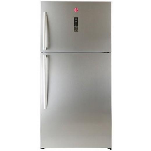 Hoover Top Freezer Refrigerator 730L White  - يتم التوصيل بواسطة Jashanmal & Partners