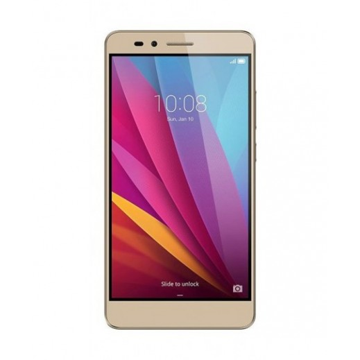 Huawei Honor 5X 16GB 13MP 4G LTE 5.5-inch Smartphone - Gold