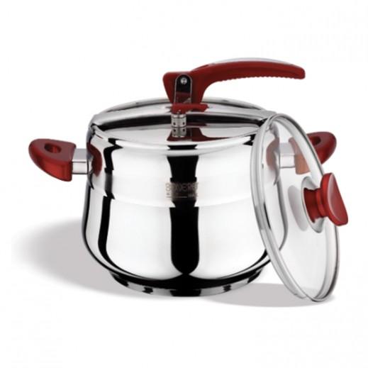 بيونيرا - طباخة ضغط مميزة 8 لتر