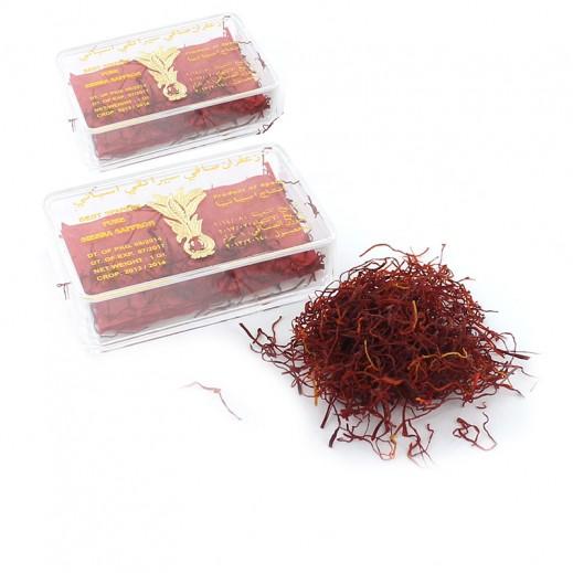 زعفران أسباني 1 جم (2 حبة)