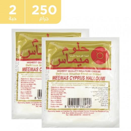 ميماس – جبنة حلومي قبرصية 2 × 250 جم