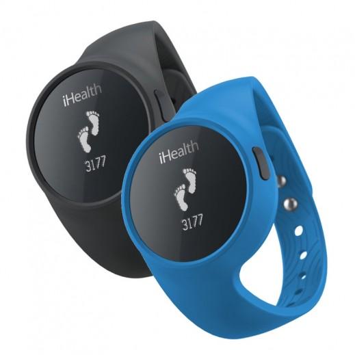 آي هيلث – ساعة لاسلكية ذكية لمتابعة نشاط الجسم أثناء الحركة والنوم