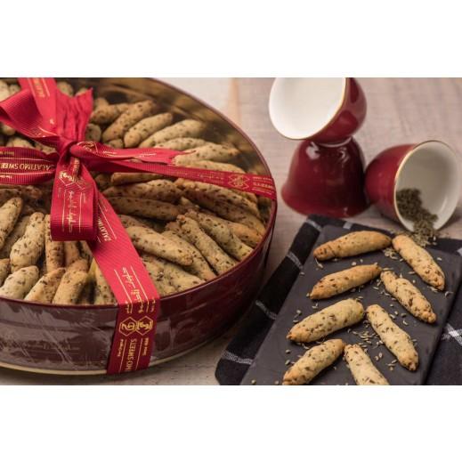 بسكويت اليانسون 1 كجم - يتم التوصيل بواسطة Zalatimo Sweets