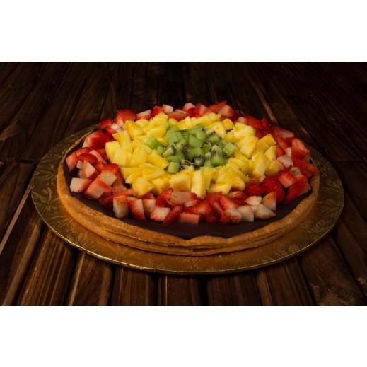 فطيرة الفواكه - يتم التوصيل بواسطة Fruit Art