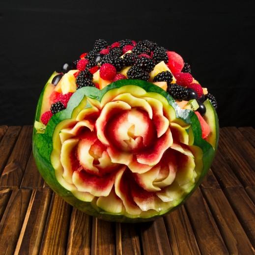 فواكه الرقي - يتم التوصيل بواسطة Fruit Art