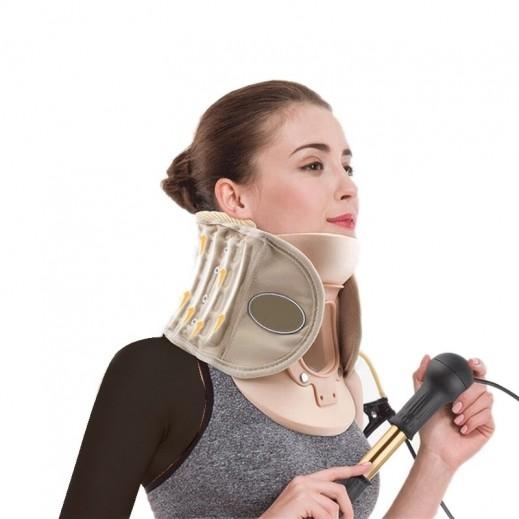 حزام هوائي لدعم الرقبة