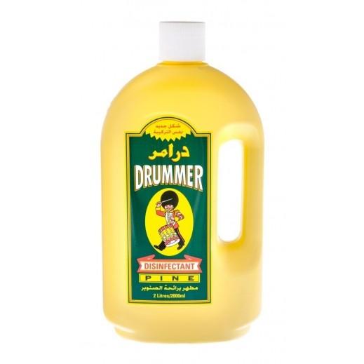 درامر - مطهر برائحة الصنوبر 2 لتر