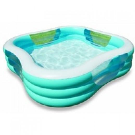 إنتكس – حمام سباحة عائلي 229 × 229 × 56 سم