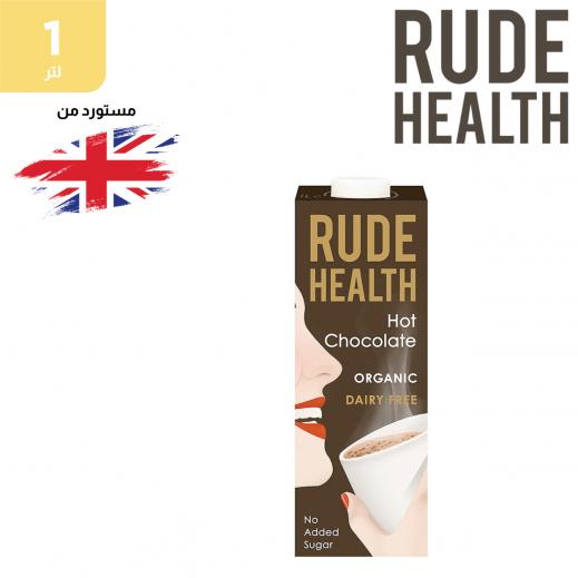 رود هيلث - مشروب الشوكولاته الساخنة العضوي والخالي من مشتقات الألبان 1 لتر