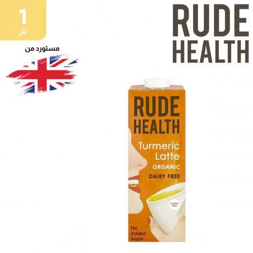 رود هيلث - مشروب الكركم لاتيه العضوي والخالي من مشتقات الألبان 1 لتر
