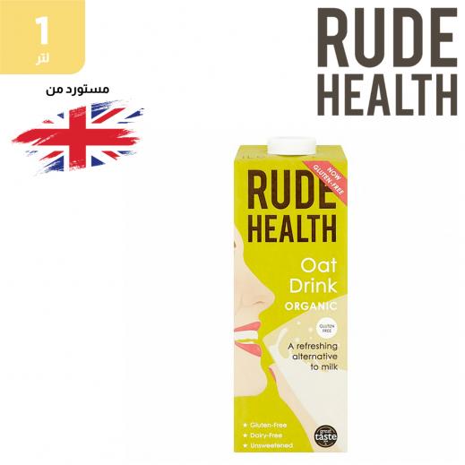 رود هيلث - مشروب الشوفان العضوي 1 لتر