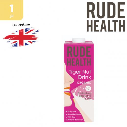 رود هيلث - مشروب المكسرات تايجر العضوي والخالي من الغلوتين 1 لتر