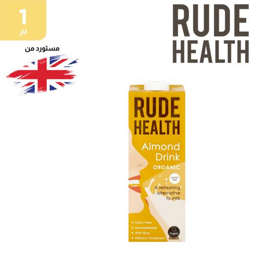رود هيلث - مشروب اللوز العضوي والخالي الغلوتين 1 لتر