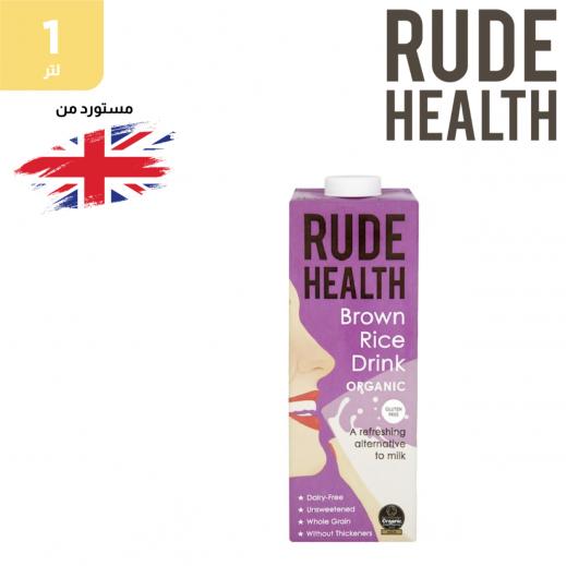 رود هيلث - مشروب الأرز البني العضوي والخالي من الغلوتين 1 لتر