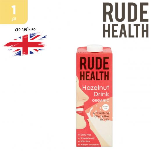 رود هيلث - مشروب البندق العضوي والخالي الغلوتين1 لتر