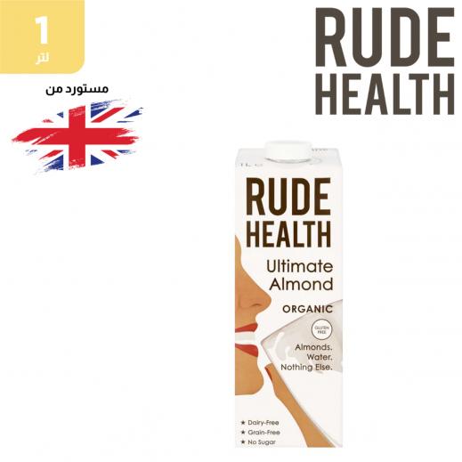 رود هيلث - مشروب اللوز التيميت العضوي والخالي من الغلوتين 1 لتر