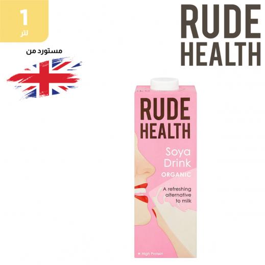 رود هيلث - مشروب الصويا العضوي 1 لتر