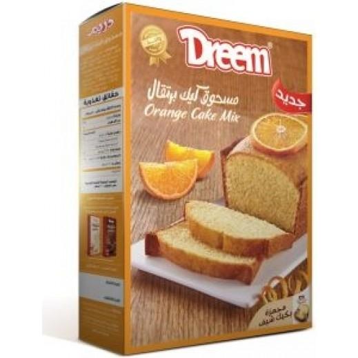 دريم - خليط الكيك بالبرتقال 400 جم