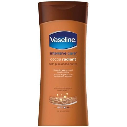 ڤازلين - لوشن الجسم إشراقة الكاكاو 200 مل