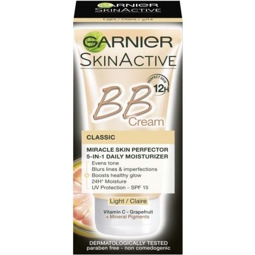Garnier Skinactive BB Classic Miracle Skin Perfector Cream Light 50 ml