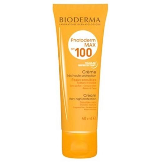بايوديرما – كريم الحماية القصوى من أشعة الشمس 40 مل
