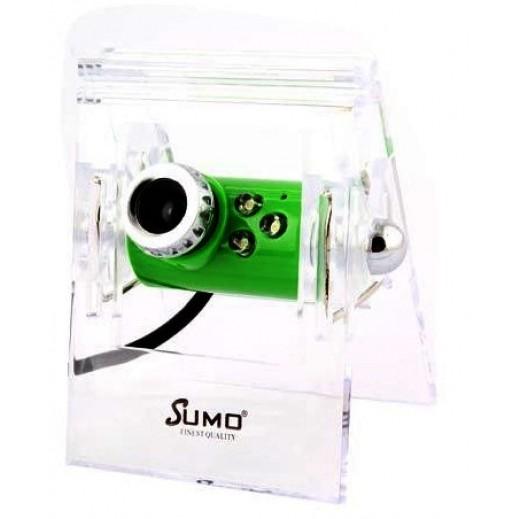 سومو كاميرا انترنت للكمبيوتر (الوان مختلفة) SM-15