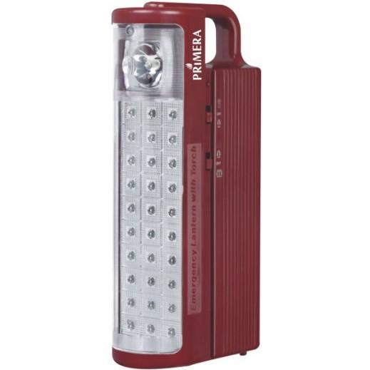 برايميرا بلاس مصباح طوارئ LED قابل للشحن