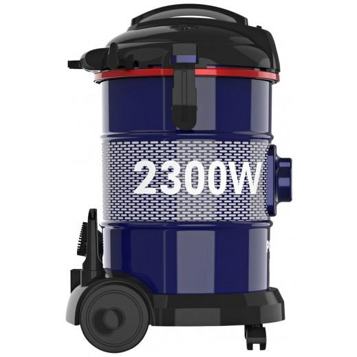 هوفر مكنسة تنظيف كهربائية خزان اسطواني - متعددة الالوان - يتم التوصيل بواسطة Jashanmal & Partners