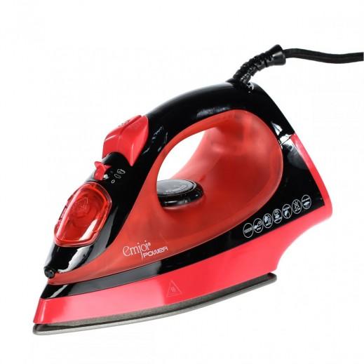 امجوي – كواية بخار بقوة 1600 واط – احمر