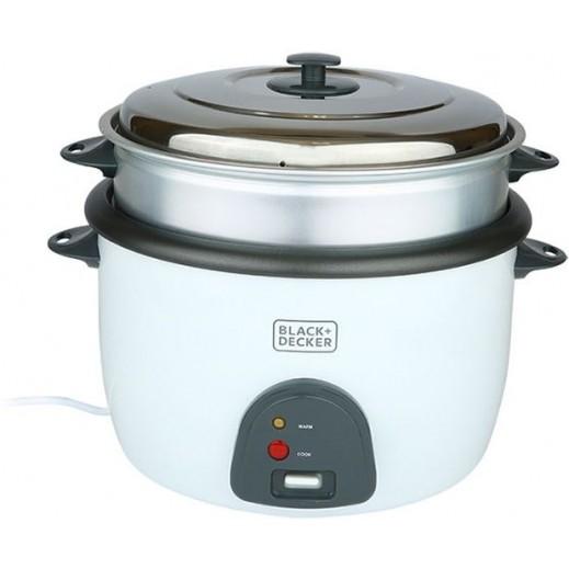 بلاك أند ديكر – طباخة الأرز 4.5 لتر