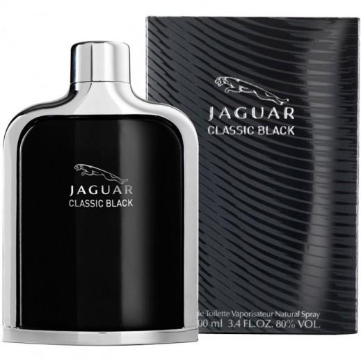 جاكوار - عطر كلاسيكي أسود للرجال 100 مل