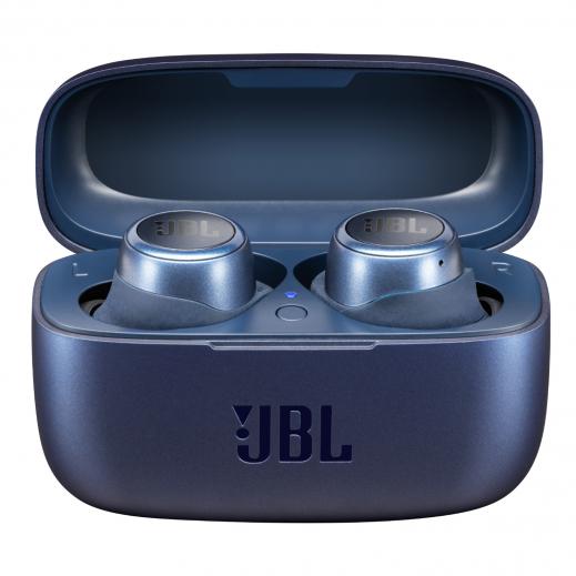 جي بي ال - سماعات أذن لاسلكية Live 300TWS - أزرق