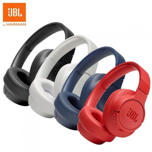 جي بي ال - سماعات رأس فوق الأذن لاسلكية تلغي الضوضاء Tune 750BTNC