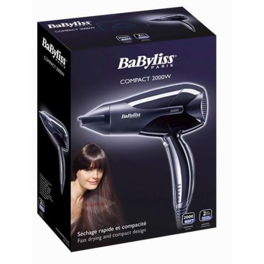 بابيليس- مجفف الشعر 2000 واط موديل ( D210SDE )