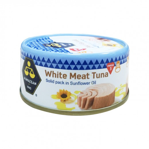 الوزان - لحم التونة الأبيض 160 جم
