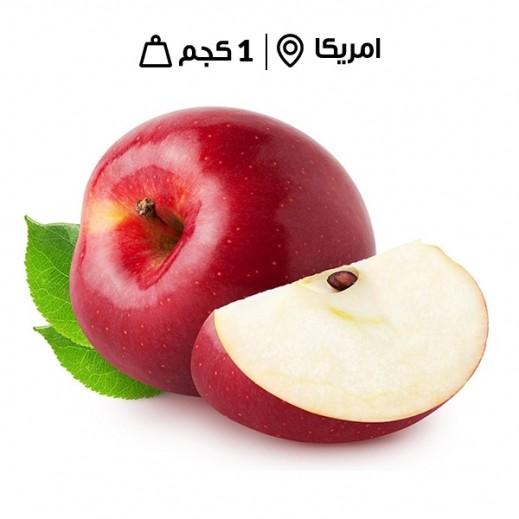 تفاح سُكّري امريكى طازج (1 كجم تقريبا)