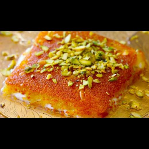 كنافة ناعمة بالجبنة 1 كجم - يتم التوصيل بواسطة Istanbul Basha