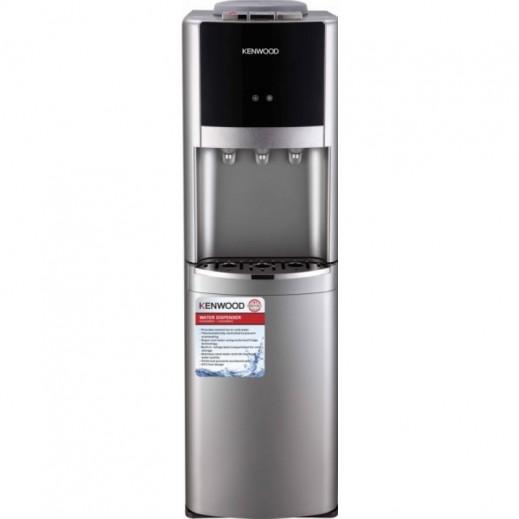 Kenwood Top Loading Water Dispenser With Refrigerator Silver  - يتم التوصيل بواسطة Jashanmal & Partners