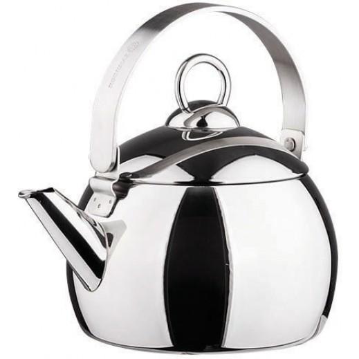كوركماز - غلاية شاي ستانليس ستيل 1 لتر