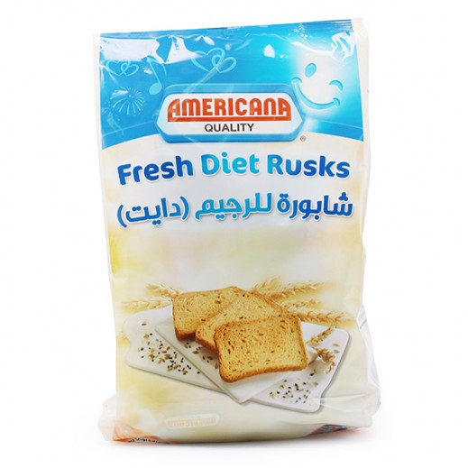 Americana Fresh Diet Rusks 385g
