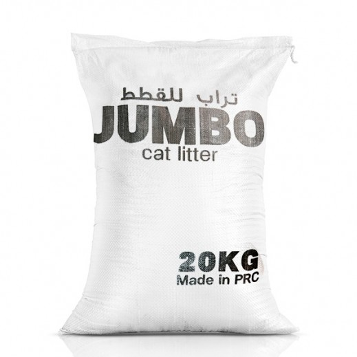 Jumbo Cat Litter Bentonite Fragrance 20 kg
